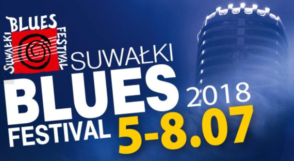 Euro-Locks among sponsors of Suwałki Blues Festival 2018
